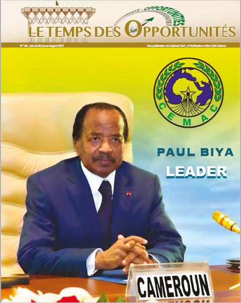 Le Temps des Opportunites, 68th  Edition